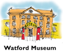 Watford Museum (opens in new window)