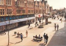 Childhood in Queens Road