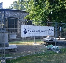 St Mary's Churchyard Tombs Restoration Project