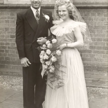 Allan and Pauline Buxton