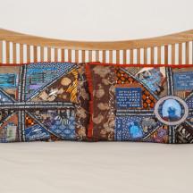 'Out of South Africa' by Carol Ballard, part of the Dream Landings exhibition