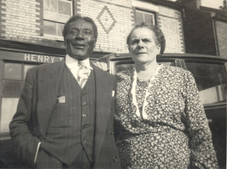 Claude and Edith Buxton