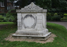 Harty Tomb