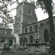 St Mary's Church and the Development of the Local Area