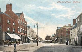 Market place, Watford