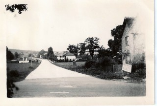 Carpenders Ave view from Oxhey Lane 1940