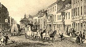 Watford market place