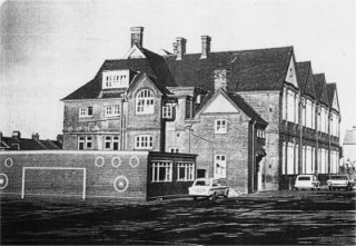 Chater School demolished in 1980s