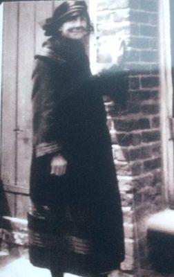 Joey s Mother, Annie Minerva Allwood (nee Jones)