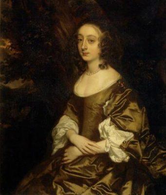 Elizabeth Percy (b.1639 d.1718)