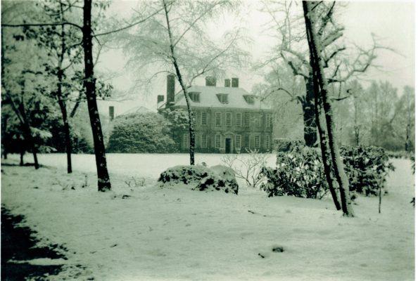 Little Cassiobury c.1930. Image donated to Watford Museum by Felicity Jorimann.