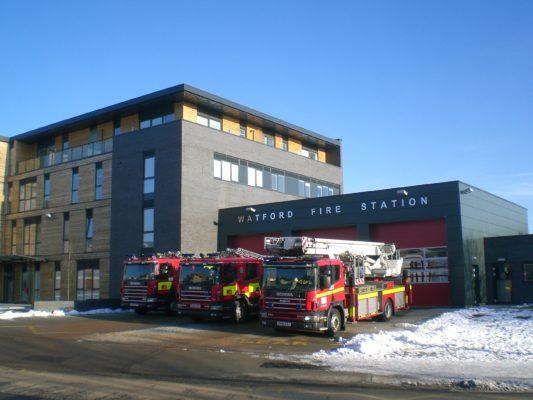 Fire Station, Lower High Street, 2009 -