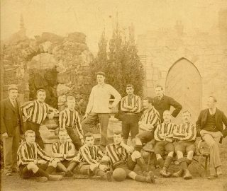 Watford Early Football Photo
